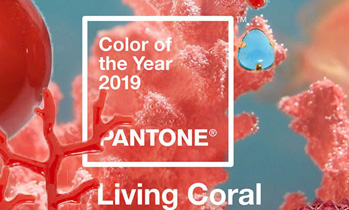 Adorn Insight Living Coral 2019